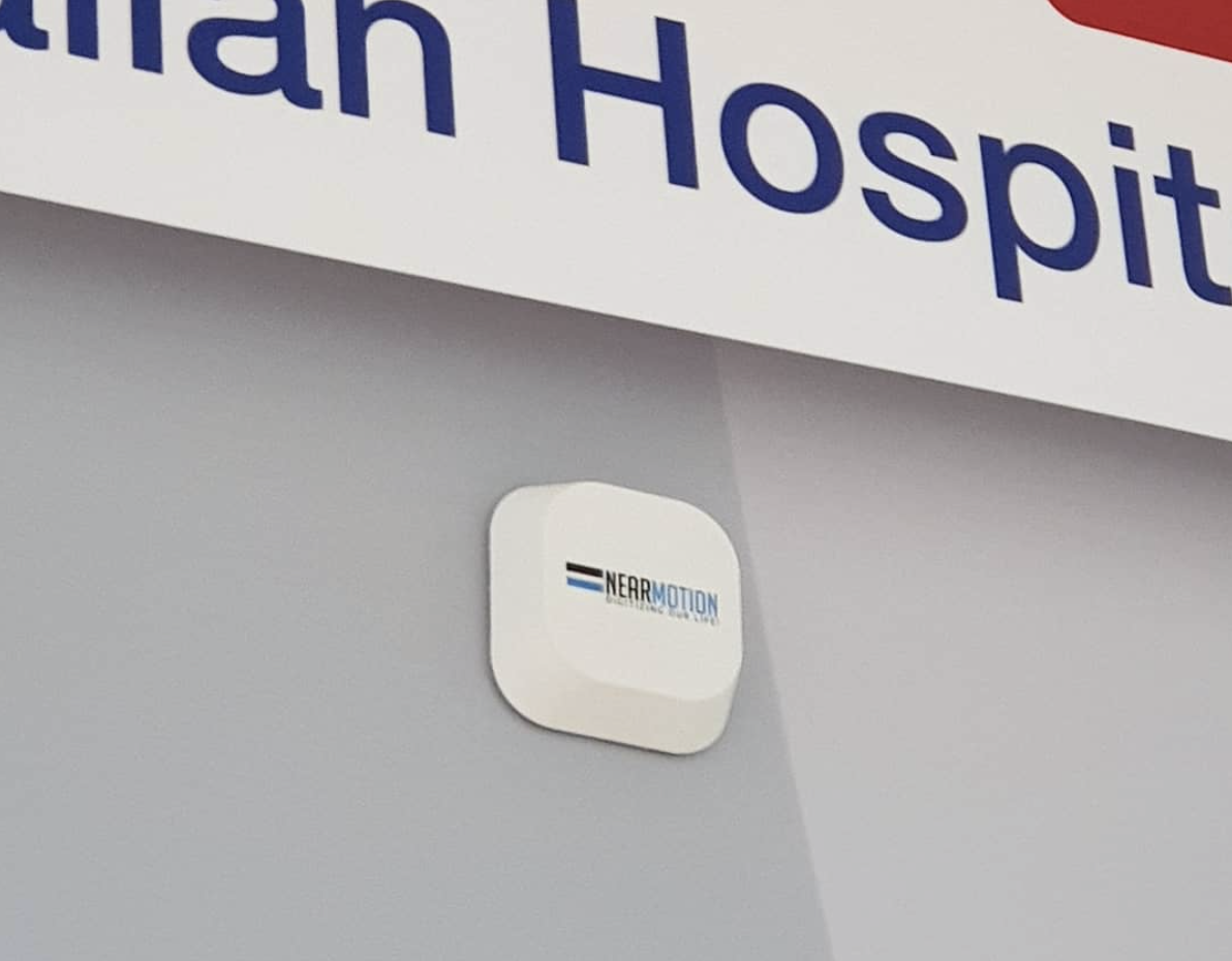 NEARMOTION and Dallah Hospital are Taking Patient Experience to a New Level with Indoor Navigation