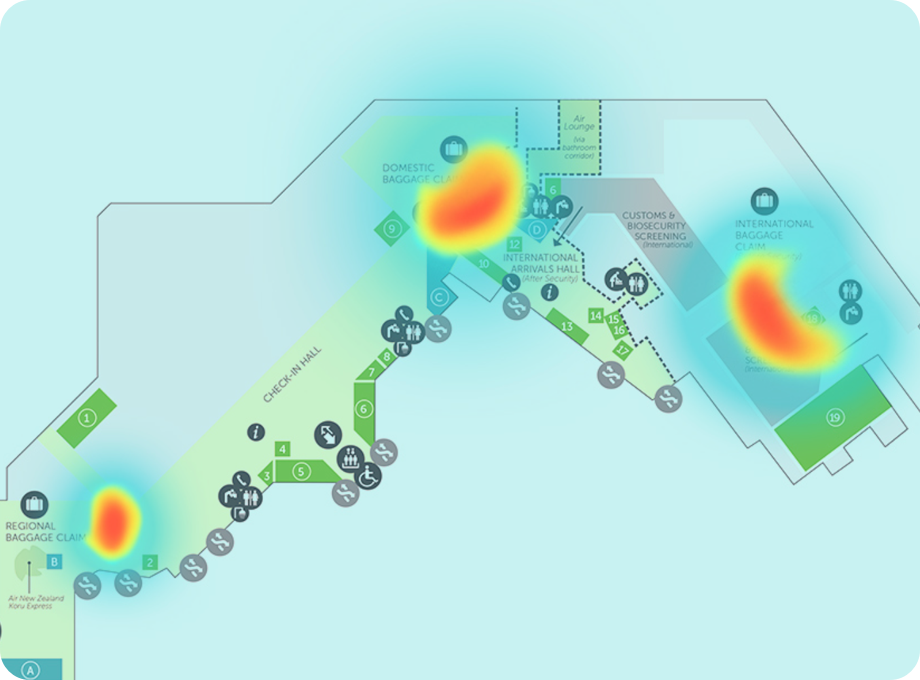 How indoor navigation works