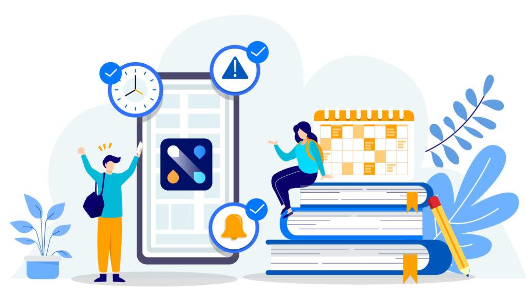 navigation app for universities
